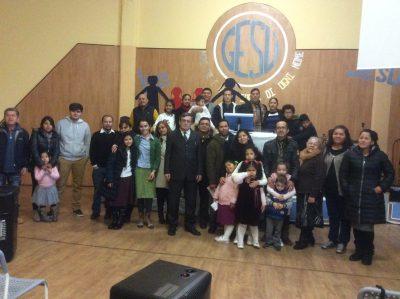 Locale della Chiesa Evangelica Apostolica nel Nome di Gesù in Torino