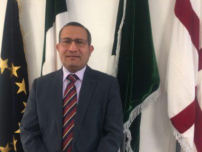 Pastore Douglas Garcia Leader Nazionale Intercessione