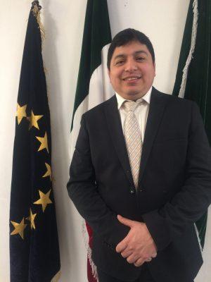 Pastore Miguel Vasquez Tesoriere del Comitato Nazionale per le Missioni