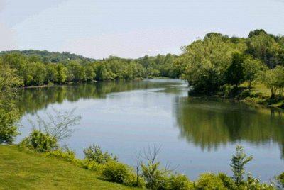 Fiumi e larghi corsi di acqua