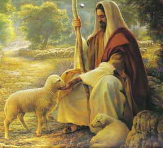 Giacobbe servì Gesù il buon Pastore