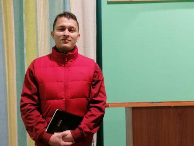 Il Pastore inviato a Savona Teofilo Ortiz