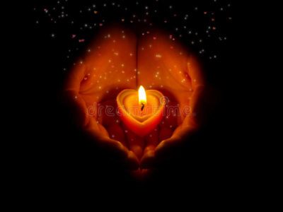 """""""Un cuore che arde""""- Breve Meditazione Sulla Bibbia della Chiesa Evangelica Apostolica nel Nome di Gesù Tratta da  Luca 24:32"""