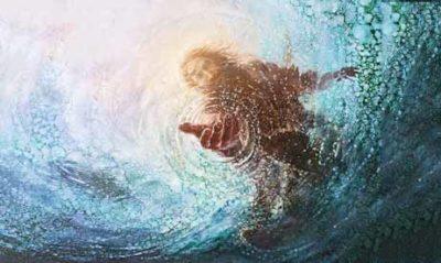"""""""Continuare a riconoscerlo"""" -Breve Meditazione sulla Bibbia della Chiesa Evangelica Apostolica nel Nome di Gesù tratta da  Matteo 14:29-30"""